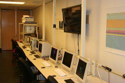 Así es el laboratorio Macintosh de Microsoft