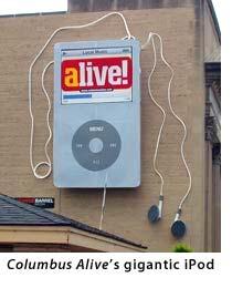 El iPod más grande