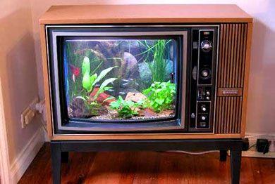 Televisores antiguos